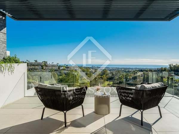 Appartement van 113m² te koop met 44m² terras in Benahavís