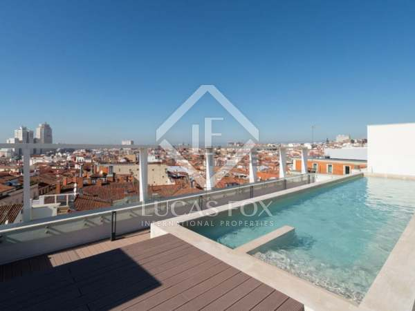126m² Apartment for sale in Justicia, Madrid