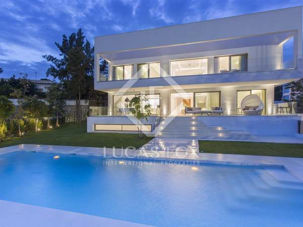 New luxury villa for sale in Guadalmina, Marbella