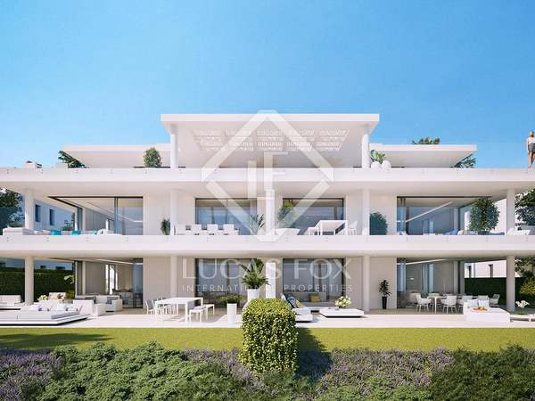 Pis de 409m² en venda a New Golden Mile, Costa del Sol