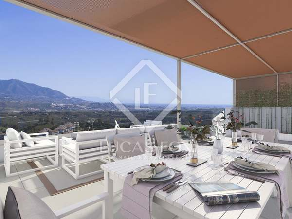 118m² Penthouse with 29m² terrace for sale in Mijas