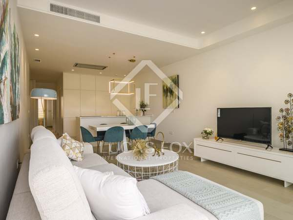 105m² Apartment with 25m² garden for sale in Alicante ciudad