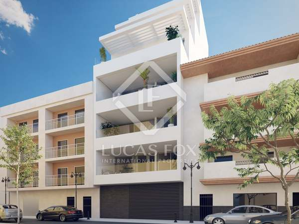 193 m² apartment with 34 m² terrace for sale in Estepona