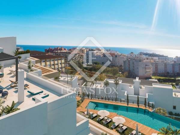 Piso de 150m² con 75m² de terraza en venta en Estepona