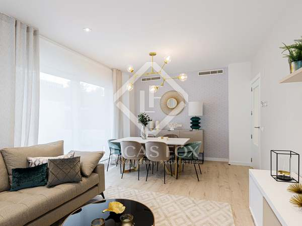 66m² Apartment with 51m² garden for sale in Sant Andreu de Llavaneres