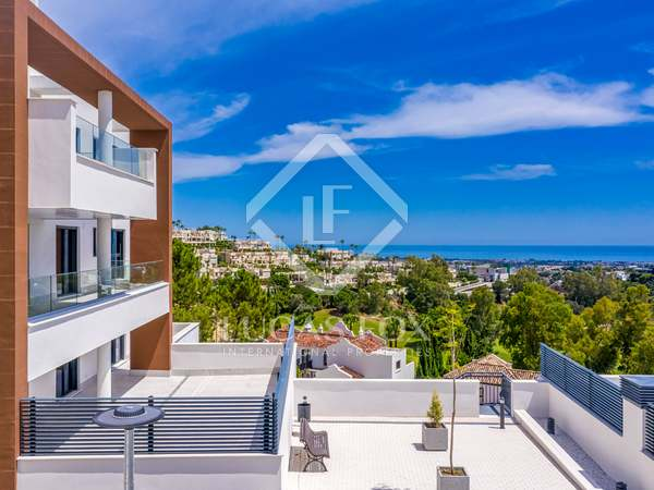115m² Apartment with 28m² terrace for sale in Benahavís