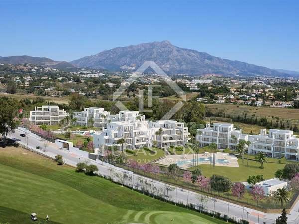 2-bedroom penthouse for sale in new Estepona development