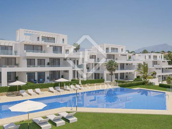 321 m² apartment with 163 m² terrace for sale in Estepona