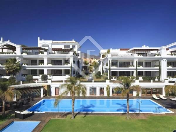 Appartement van 127m² te koop met 31m² Tuin in Estepona