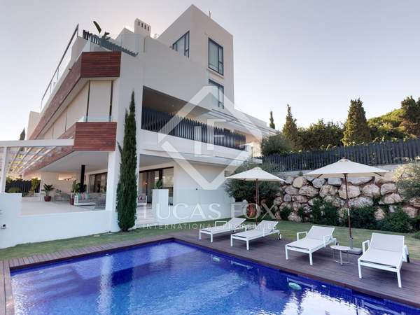 351m² Penthouse for sale in Golden Mile, Costa del Sol