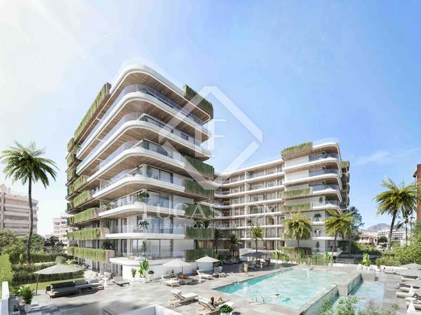112m² Apartment with 60m² garden for sale in Mijas