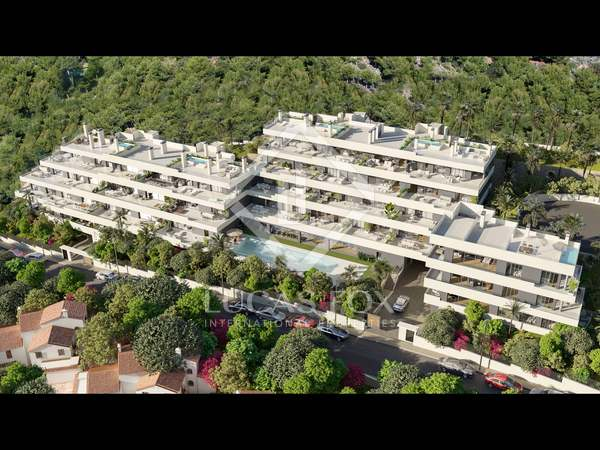 212m² Apartment with 52m² terrace for sale in Los Monasterios
