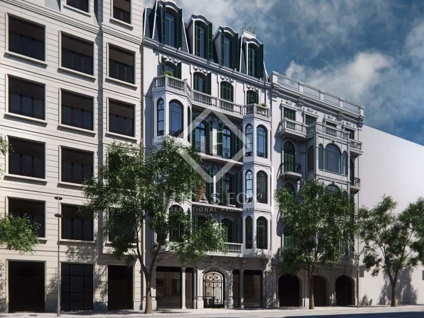 Apartamentos de obra nueva, Casp 33, en venta en el Eixample