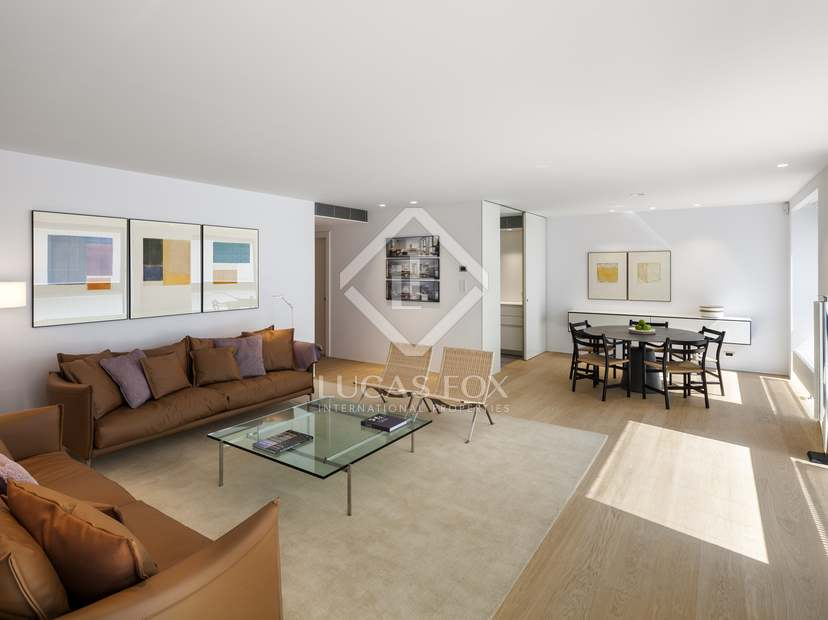 Apartamentos modernos de lujo en venta en el Eixample, Bcn