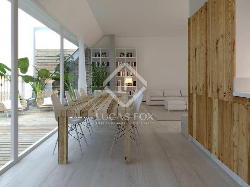 20 stylish apartments for sale in Barrio Gotico, Barcelona.