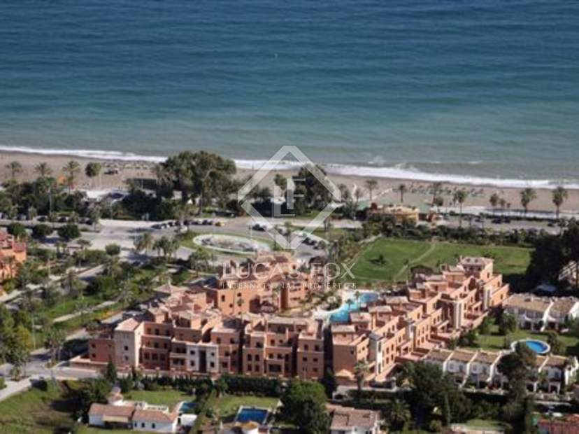 Luxury new apartments for sale in San Pedro, Marbella