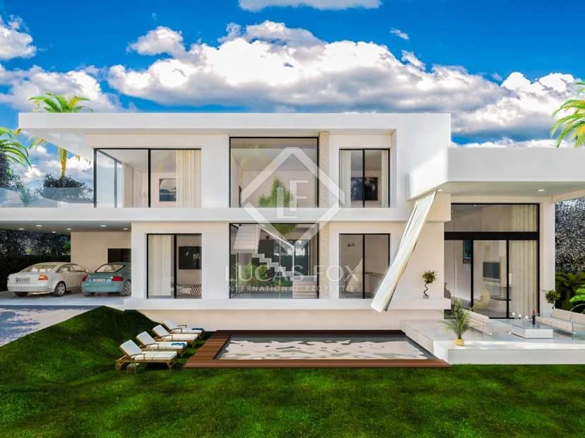 New villa development in Estepona