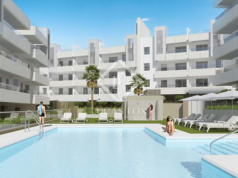 New development for sale near the beach, San Pedro, Marbella