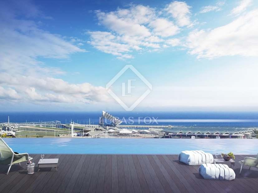 Apartamentos nuevos en venta en la promoción Diagonal Port