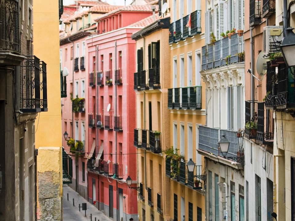 Luxury real estate in La Latina Madrid - Lucas Fox