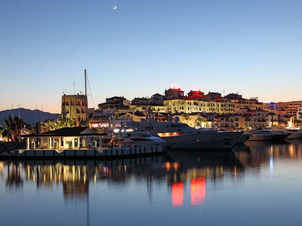 Properties for sale in Puerto Banús, Marbella - Lucas Fox