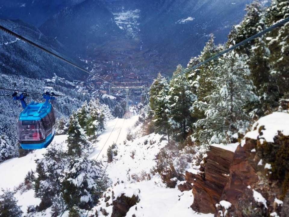 Properties for sale in Grandvalira Ski area, Andorra