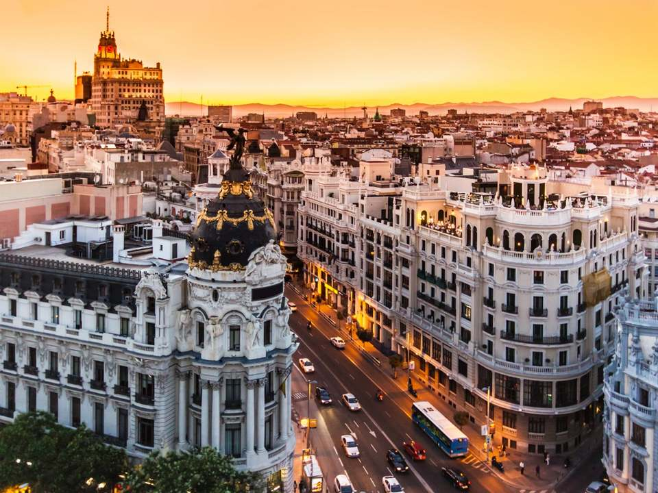Madrid Real Estate - Luxury Properties in Madrid