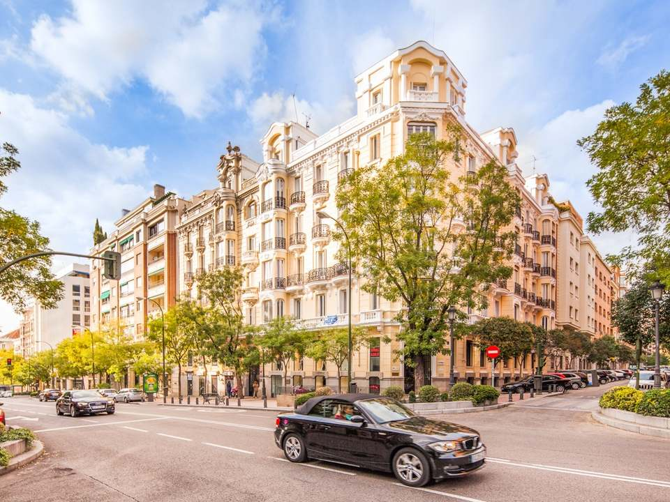 Properties for sale and rent in Salamanca, Madrid - Lucas Fox