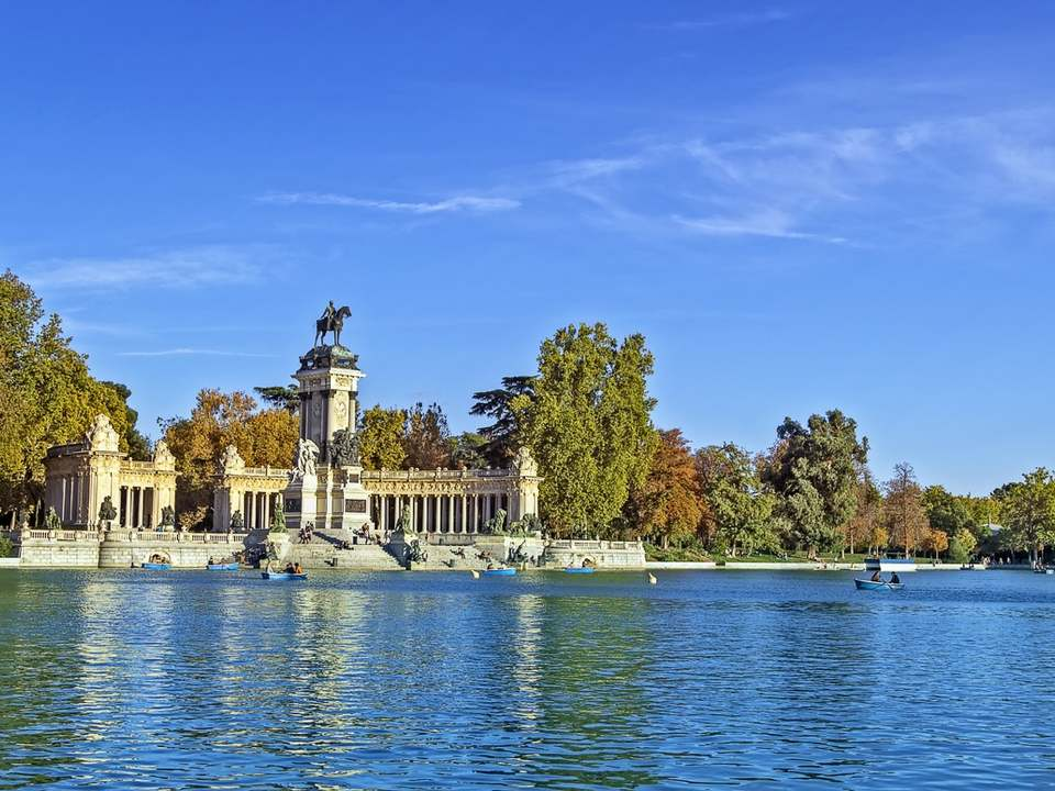 Retiro Madrid Luxury Real Estate and property for sale.
