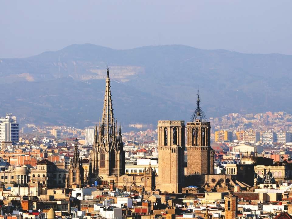 Fastigheter och egendomar till salu i Barcelona Gamla Stan