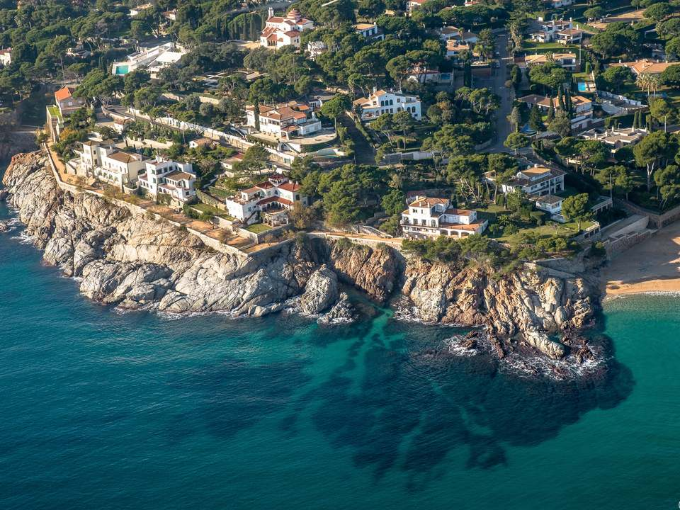 S'Agaró and La Gavina Real estate - Luxury properties