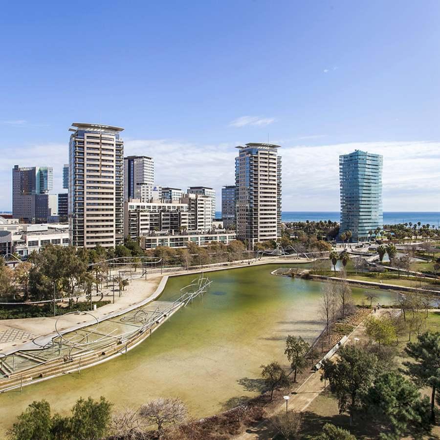 Luxusimmobilien in Diagonal Mar zum Verkauf - Lucas Fox