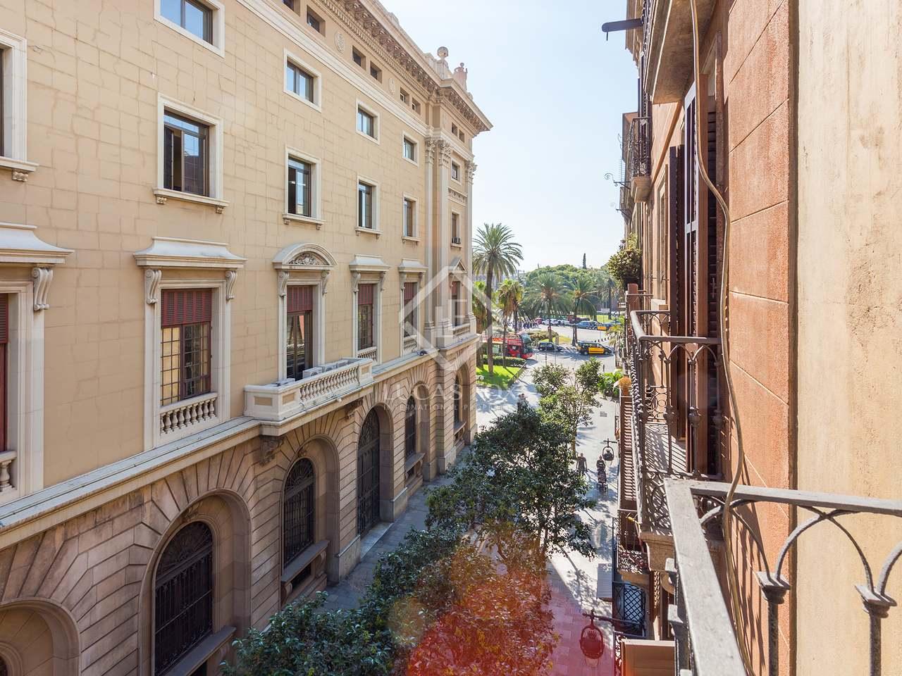 Appartement de 136m a vendre g tico barcelone for Appartement avec piscine barcelone