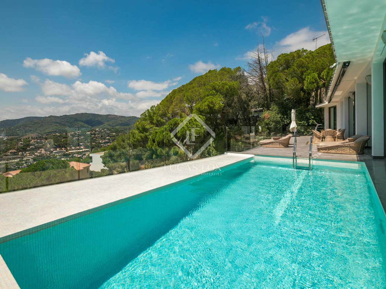 630m luxury home for sale in cabrils maresme for Unique modern houses for sale