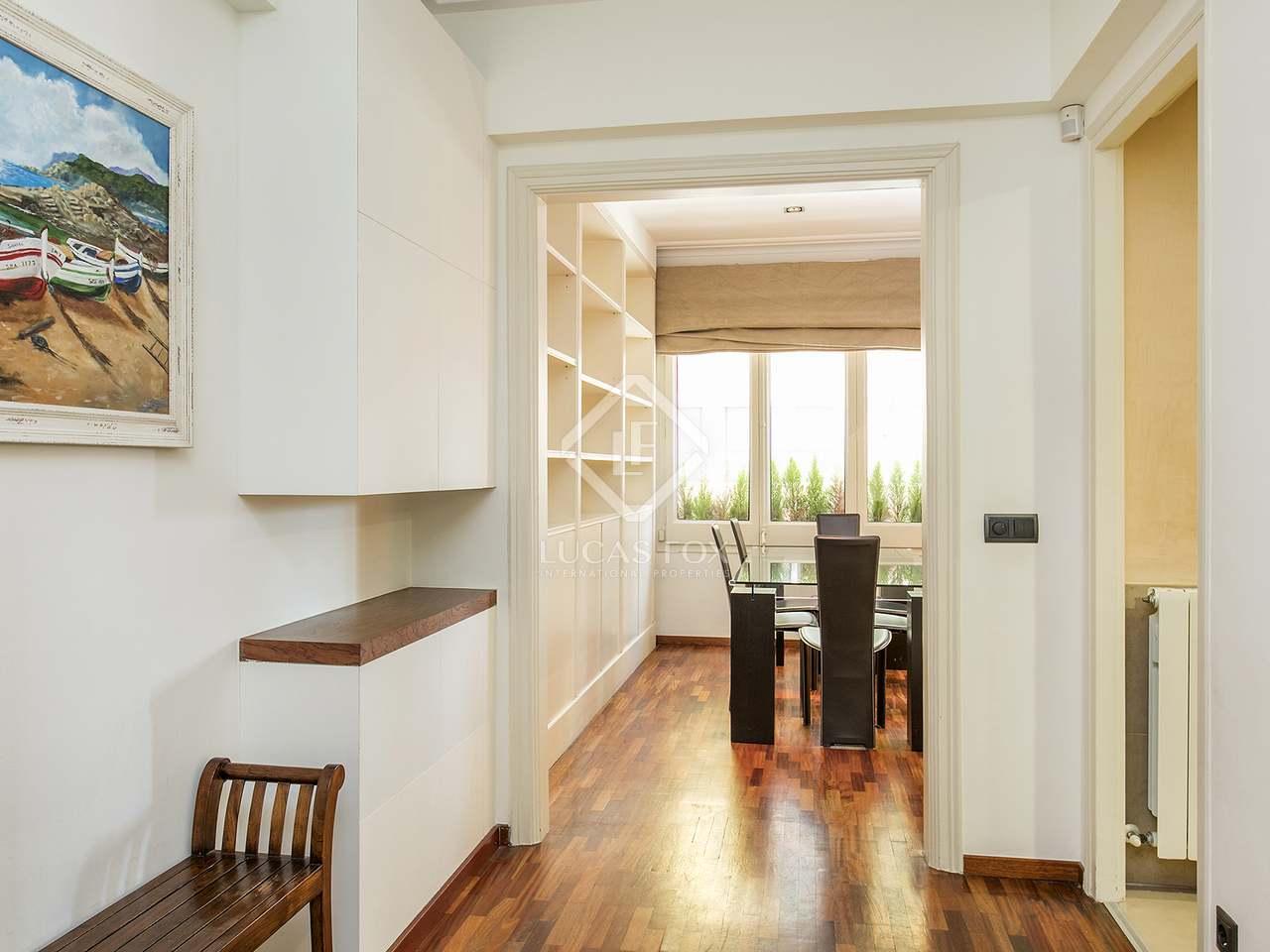 Appartement de 107m a louer sarri barcelone for Appartement a louer a barcelone avec piscine