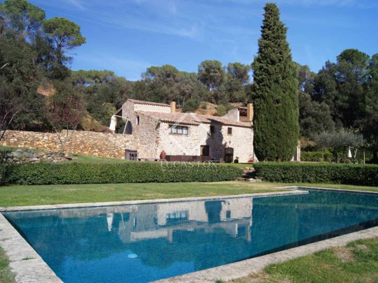 baix emporda country house for sale