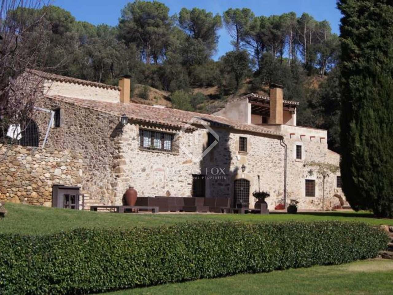 600m haus villa zum verkauf in baix emporda girona for Verkauf haus