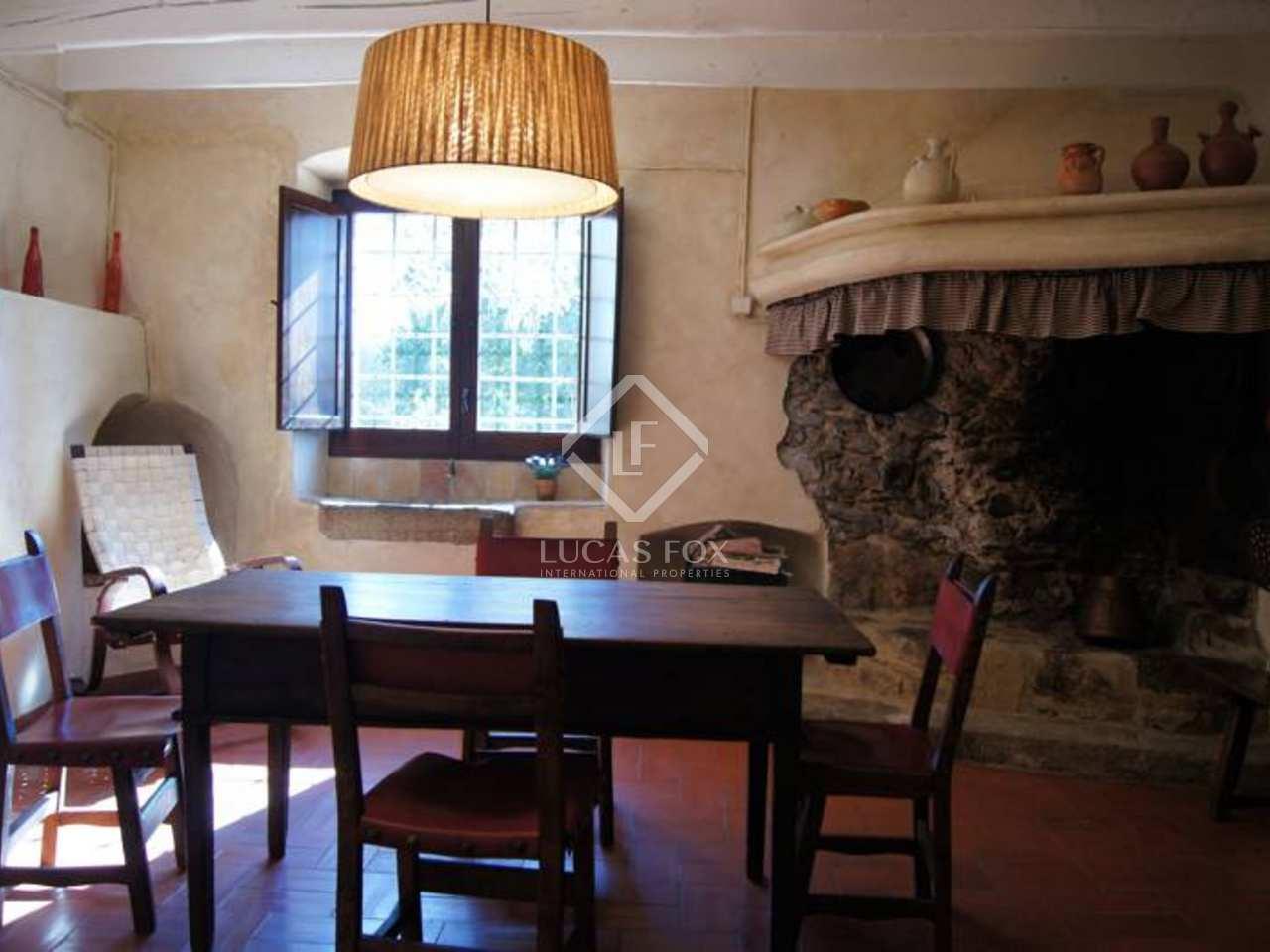 Casa rural en venta en baix empord - Comprar casa rural ...