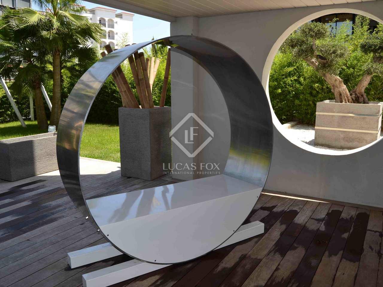 Apartamento de 202 m con jard n en venta en ibiza espa a for Ciudad jardin ibiza