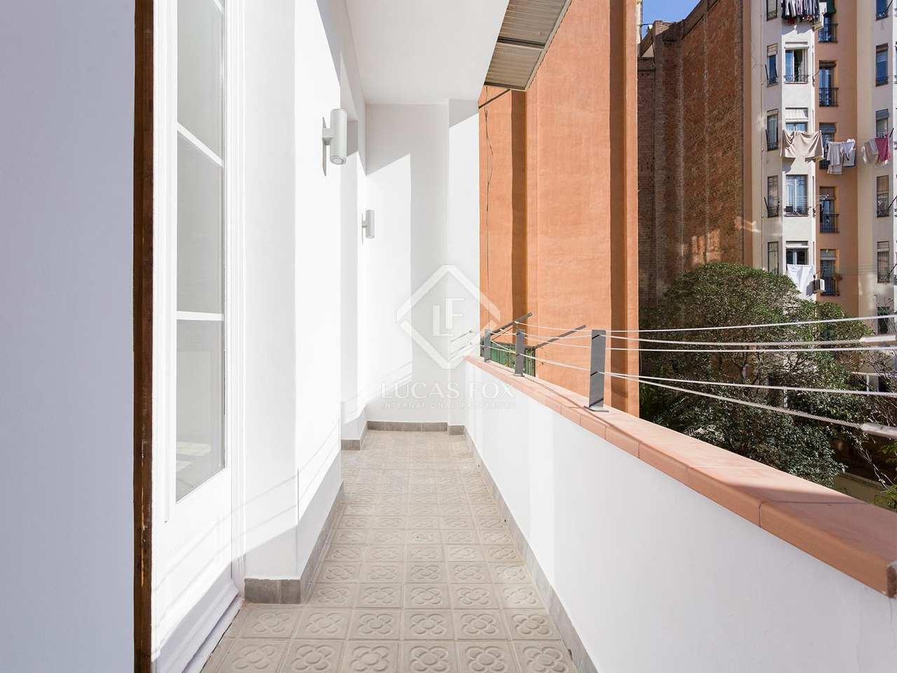 145m wohnung mit 15m terrasse zur miete in eixample rechts. Black Bedroom Furniture Sets. Home Design Ideas