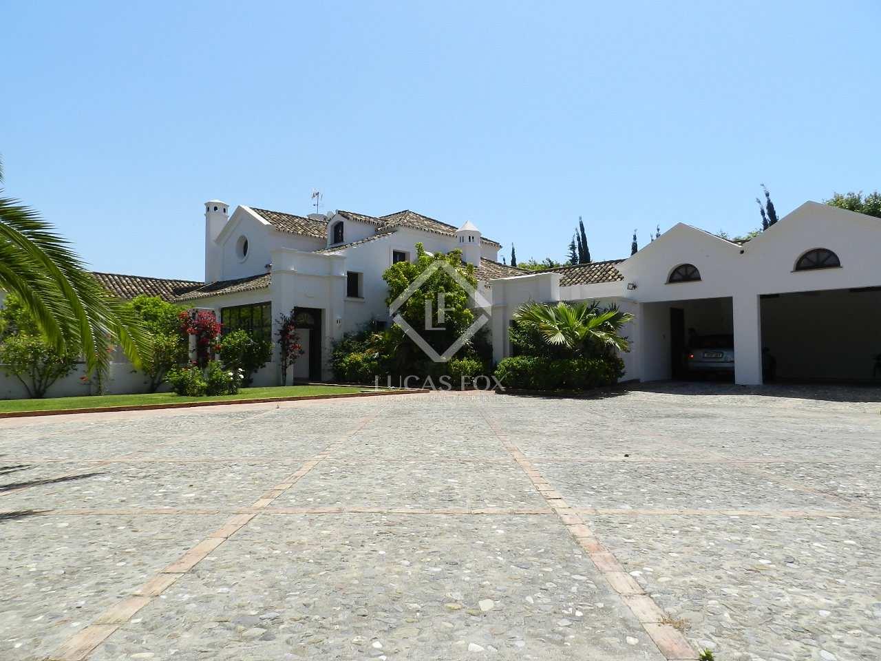 Maison villa de 700m a vendre san pedro de alc ntara guadalmina - Maison a vendre san francisco ...