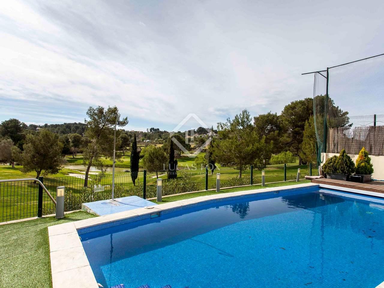 5 bedroom villa for sale in el bosque valencia for Villas valencia