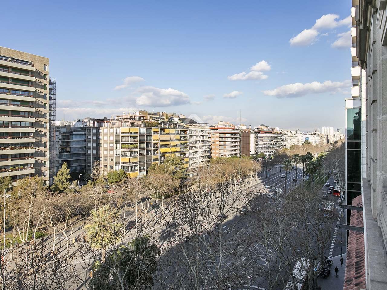 Appartement de 115m a louer les corts barcelone for Location appartement design barcelone