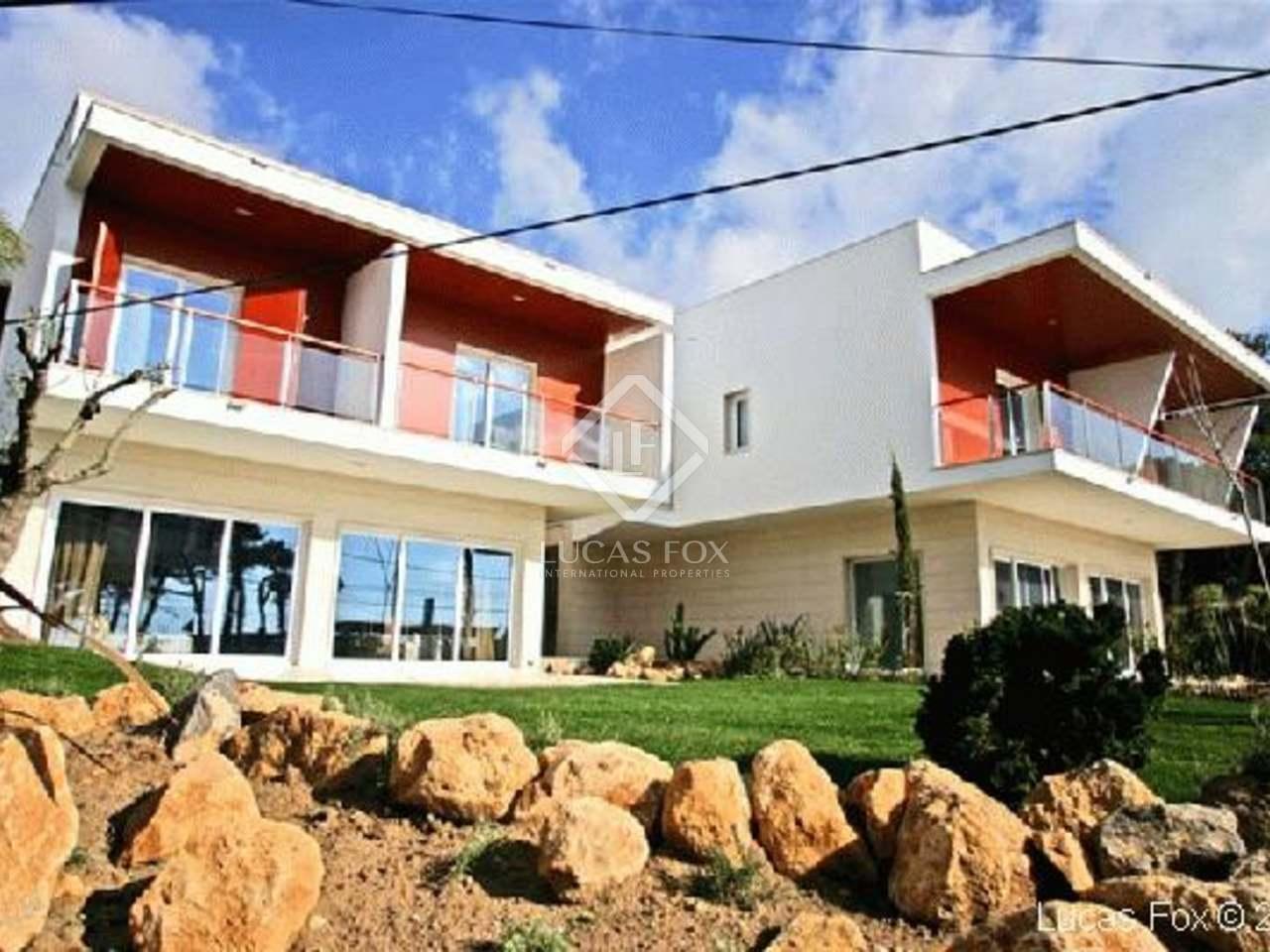 280m haus villa zum verkauf in cascais und estoril. Black Bedroom Furniture Sets. Home Design Ideas