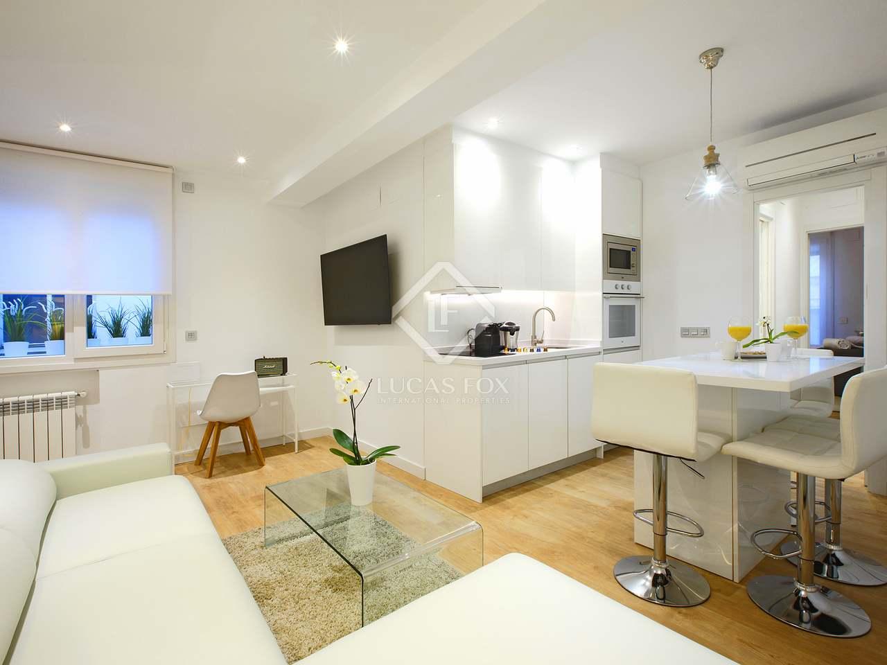 Piso de 1 dormitorio en alquiler en universidad madrid for Piso 1 dormitorio