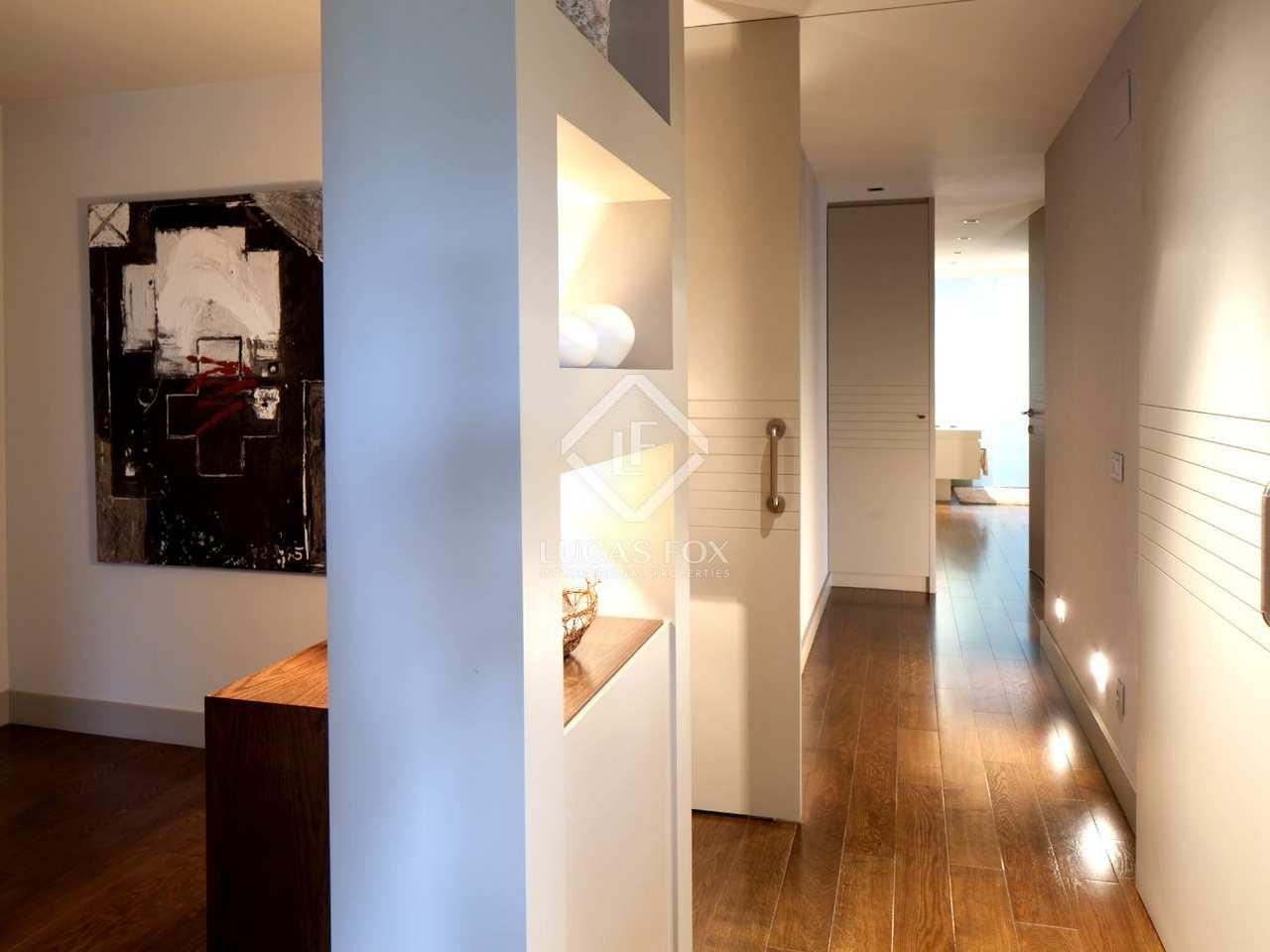 Apartamento de lujo en venta en la zona alta de barcelona - Disenador de interiores barcelona ...