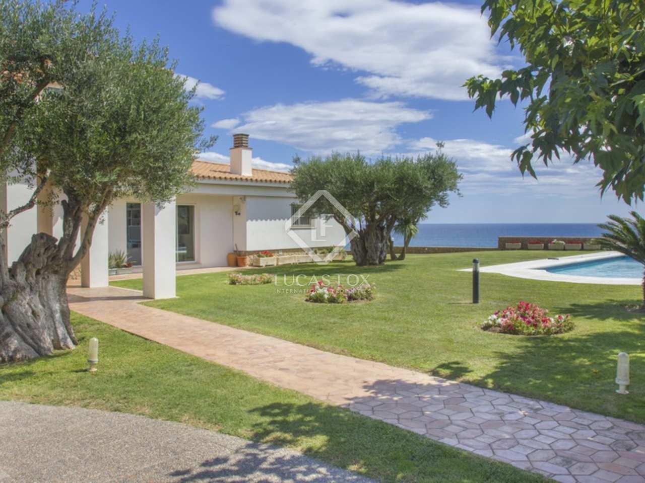 Villa Escala Vente Mer A Pied