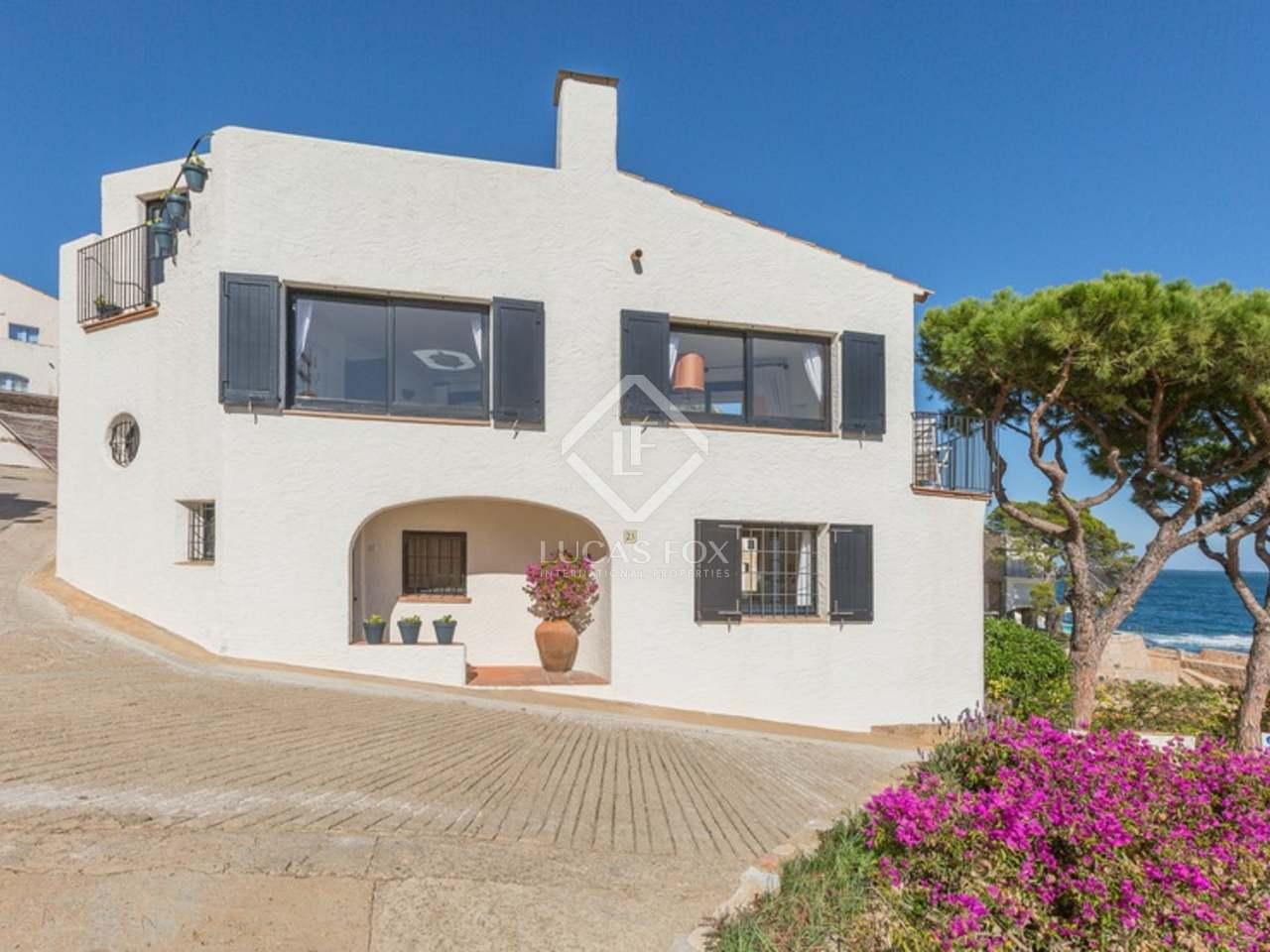 maison villa de 246m 178 a vendre 224 aiguablava costa brava