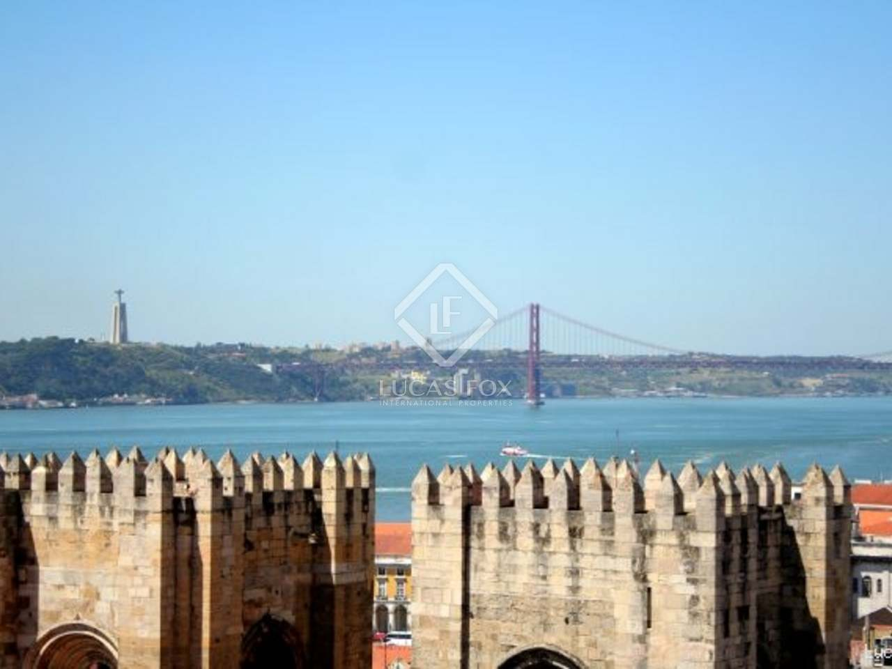 two bedroom duplex apartment to buy in Lisbon