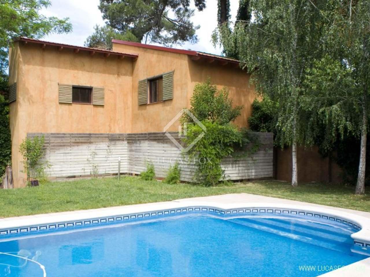 Preciosa mansi n en alquiler cerca de barcelona - Casas en alquiler cerca de barcelona ...